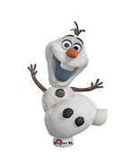 """Disney Frozen Balloon Party Olaf 23"""" One (1) Double Sided Mylar Giant - $9.49"""