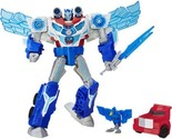 Transformers Robots in Disguise Power Surge Optimus Prime and Aerobolt Boy Toys