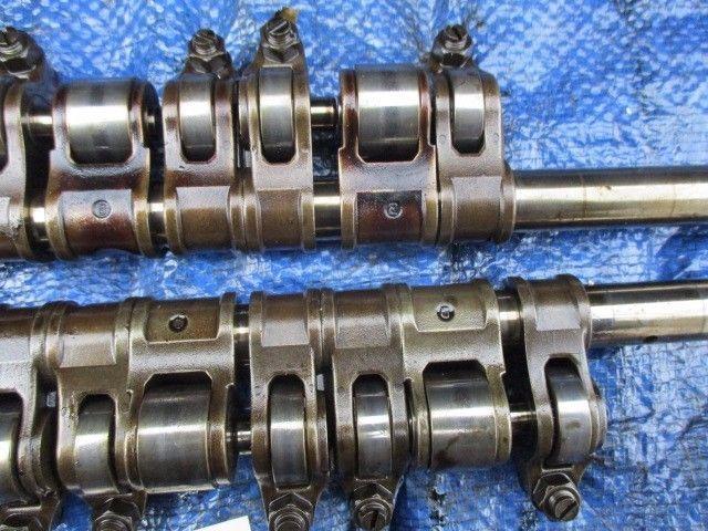 04-08 Acura TSX K24A2 rocker arm assembly K24 engine motor OEM 221211