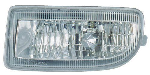 Eagle Eyes TY603-B000L Driver Side Fog Lamp For Toyota Landcruiser