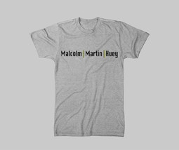 Malcolm Martin Huey Black Lives Matter Men's T-shirt - $22.99+