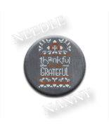 Thankful and Grateful Needle Nanny needle minde... - $12.00