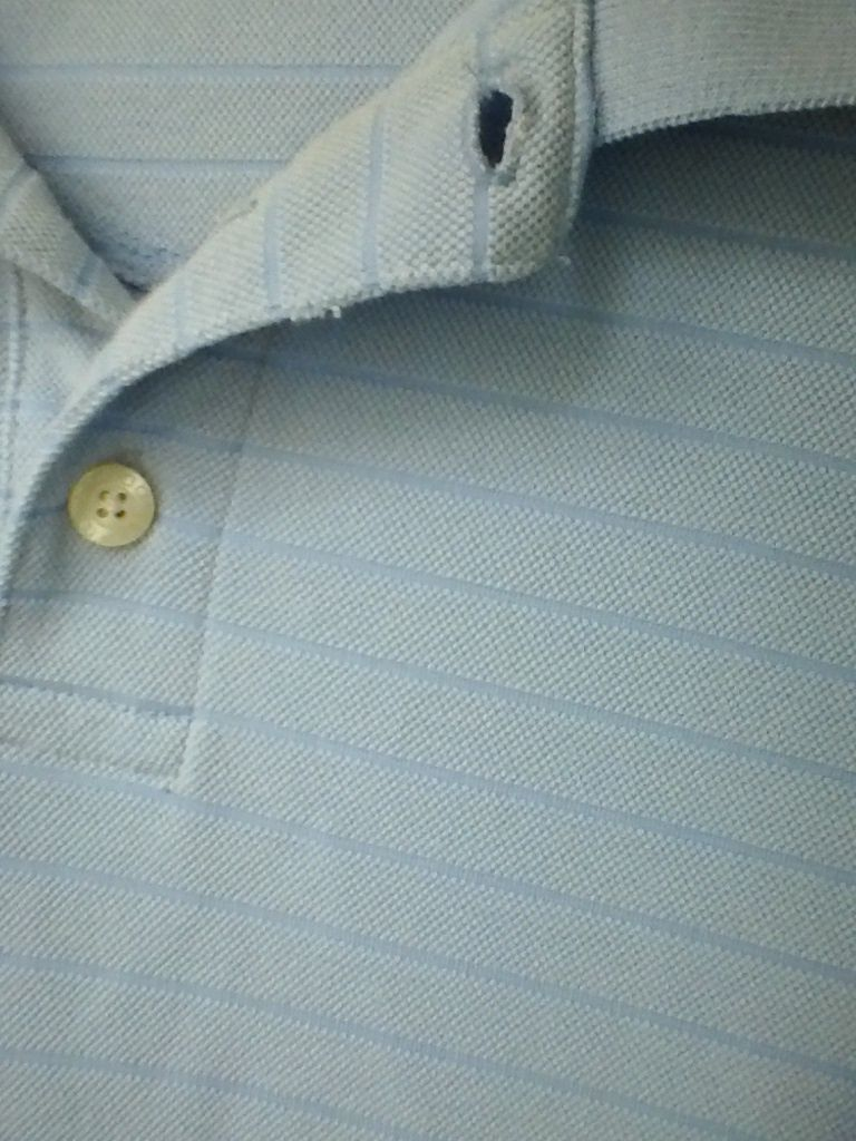DOCKERS GOLF POLO L LARGE 55% COTTON