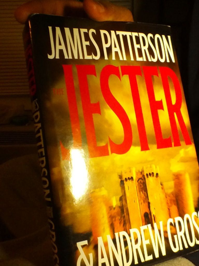 Lot of books lisa scottoline running from the law james Patterson jester hard