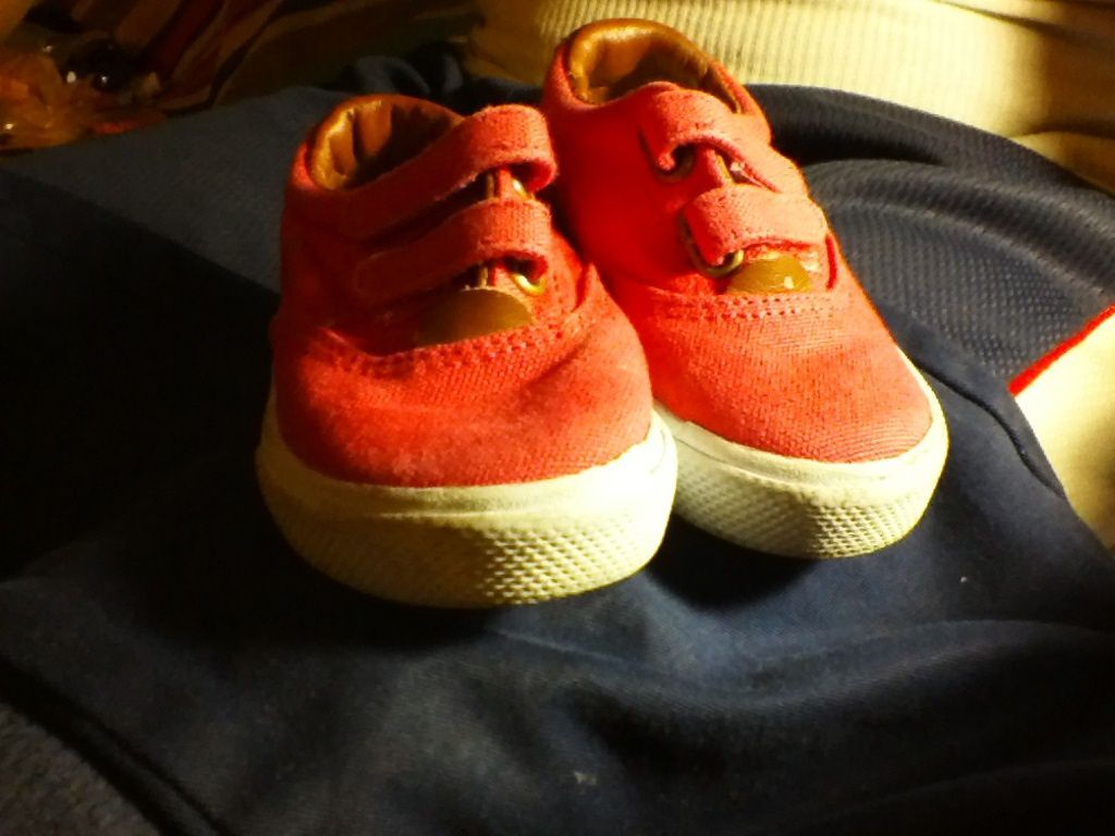 RALPH LAUREN POLO PINK SIZE 5 T shoes