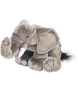 Wild Republic Plush African Elephant 12 inch Stuffed Animal Boys and Gir... - $13.95
