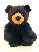 Wild Republic Boys And Girls Plush Stuffed Animal Black Bear Stuffed Animal 3+ - $13.95