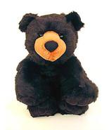 WILD REPUBLIC BOYS AND GIRLS PLUSH STUFFED ANIMAL BLACK BEAR STUFFED ANI... - $13.95