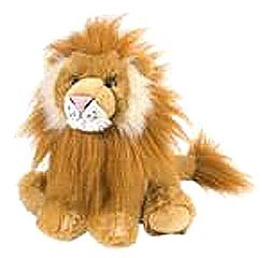 Wild Republic Stuffed Plush Lion boys and girls ages 3 and up