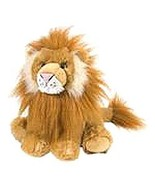 Wild Republic Stuffed Plush Lion boys and girls ages 3 and up - $13.95