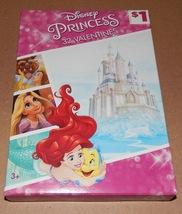 Valentines 32 Cards USA 8 Designs & Heart Stickers Disney Princess 101Q - $3.99