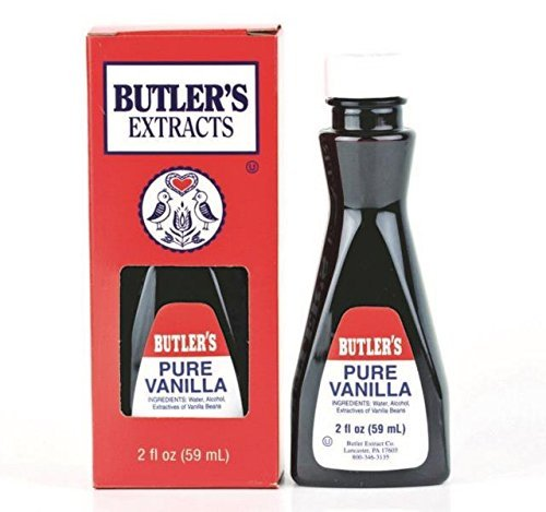 Butler's Best Extract, Vanilla (Pure) 2oz