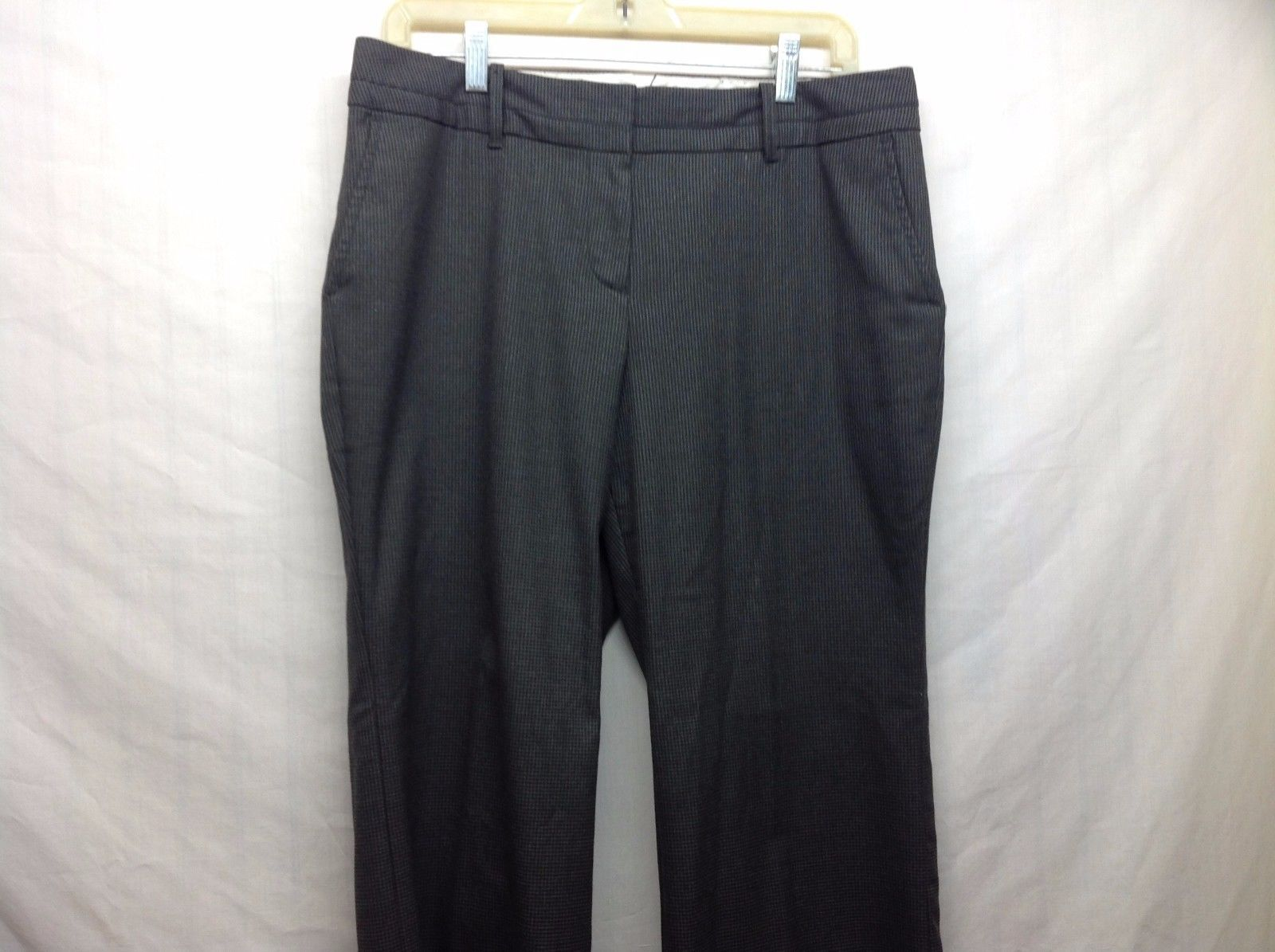 Ann Taylor LOFT Womens Casual Gray Pants Sz 10P