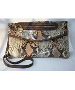 JESSICA SIMPSON Convertible Python Crossbody Bag NWT  D126 - $54.00