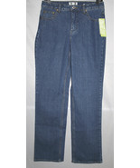 Coldwater Creek SHAPEME Straight Leg Jeans Size 6 --NWT--  $69.50 - $28.00