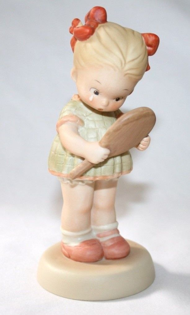 "Memories Of Yesterday 1990 ""I Must Be Somebody's Darling"" Figurine  #522635 MIB"