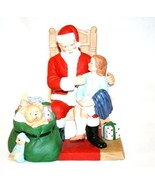 NOSTALGIA Limited Edition 1986 Miracle on 34th St Figurine  #968 - $45.00