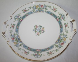 Royal Worcester Mayfield Handled Cake Plate Serving Plate - $45.00 & Royal Worcester Cake Plate: 7 listings