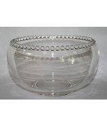 Rare Imperial Candlewick Clear Lily Bowl - $275.00