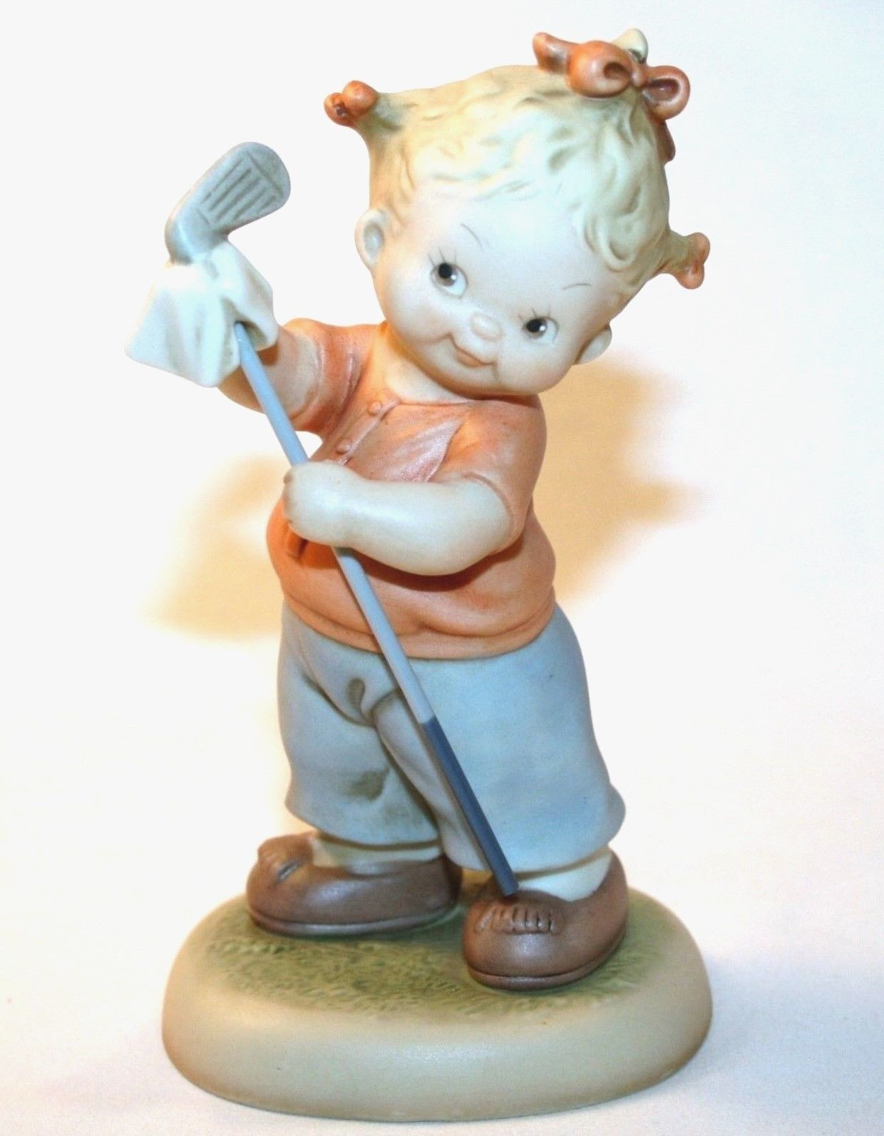 "Memories Of Yesterday 1992 ""You Won't Catch Me Being A Golf Widow""  #525715 MIB"