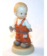 """Memories Of Yesterday 1994 """"Making The Right Connection"""" Figurine #52990... - $22.00"""