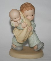 "Memories Of Yesterday 1992  ""The Future - God Bless 'Em"" Figurine  #524719 -MIB- - $20.00"