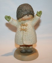 "Memories Of Yesterday 1991 ""Friendship Has No Boundaries"" Figurine #525545 -MIB- - $20.00"