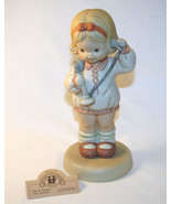 """1991  Memories Of  Yesterday """"I'se So Happy You Called""""  #526401  Large ... - $65.00"""