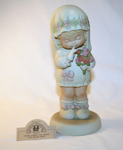 "1988  Memories Of  Yesterday ""Here Comes The Bride God Bless Her""  #5205... - $65.00"