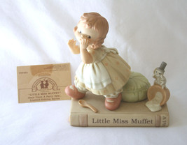 "1993 Memories Of Yesterday Fairy Tale Series ""Little Miss Muffet""  #5264... - $30.00"
