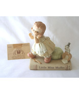 """1993 Memories Of Yesterday Fairy Tale Series """"Little Miss Muffet""""  #5264... - $30.00"""