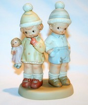 "Memories Of Yesterday 1994  ""Too Shy For Words"" Figurine  #525758  -MIB- - $26.00"