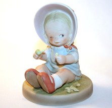 "Memories Of Yesterday 1989  ""Luck At Last - He Loves Me"" Figurine #16262... - $22.00"