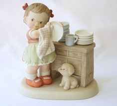 """1990 Memories Of Yesterday """"Them Dishes Nearly Done""""  #524611   -MIB- - $38.00"""