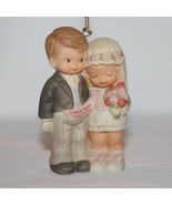 """Memories Of Yesterday Ornament 1989 """"Christmas Together""""  #522562  MIB  - $16.00"""