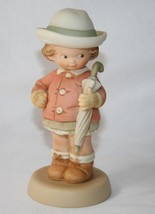 "Memories Of Yesterday 1991  ""Waiting For The Sunshine""  Figurine #S0102 ... - $20.00"