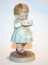 "Memories Of Yesterday 1989 ""He Hasn't Forgotten Me!"" Figurine #523267 -MIB- - $25.00"