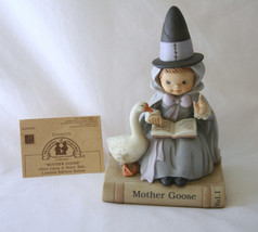 "1992 Memories Of Yesterday Fairy Tale ""Mother Goose""  #526428  -MIB- - $32.00"