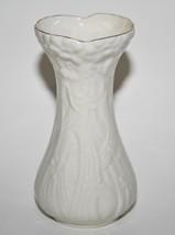 """Belleek Ireland 2000 Millennium Collection 4"""" Vase  #1910 - $18.00"""