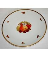 "Jaeger & Co Bavaria E&R 1886 Harvest 13"" Round Chop Plate Platter -EUC- ... - $59.00"