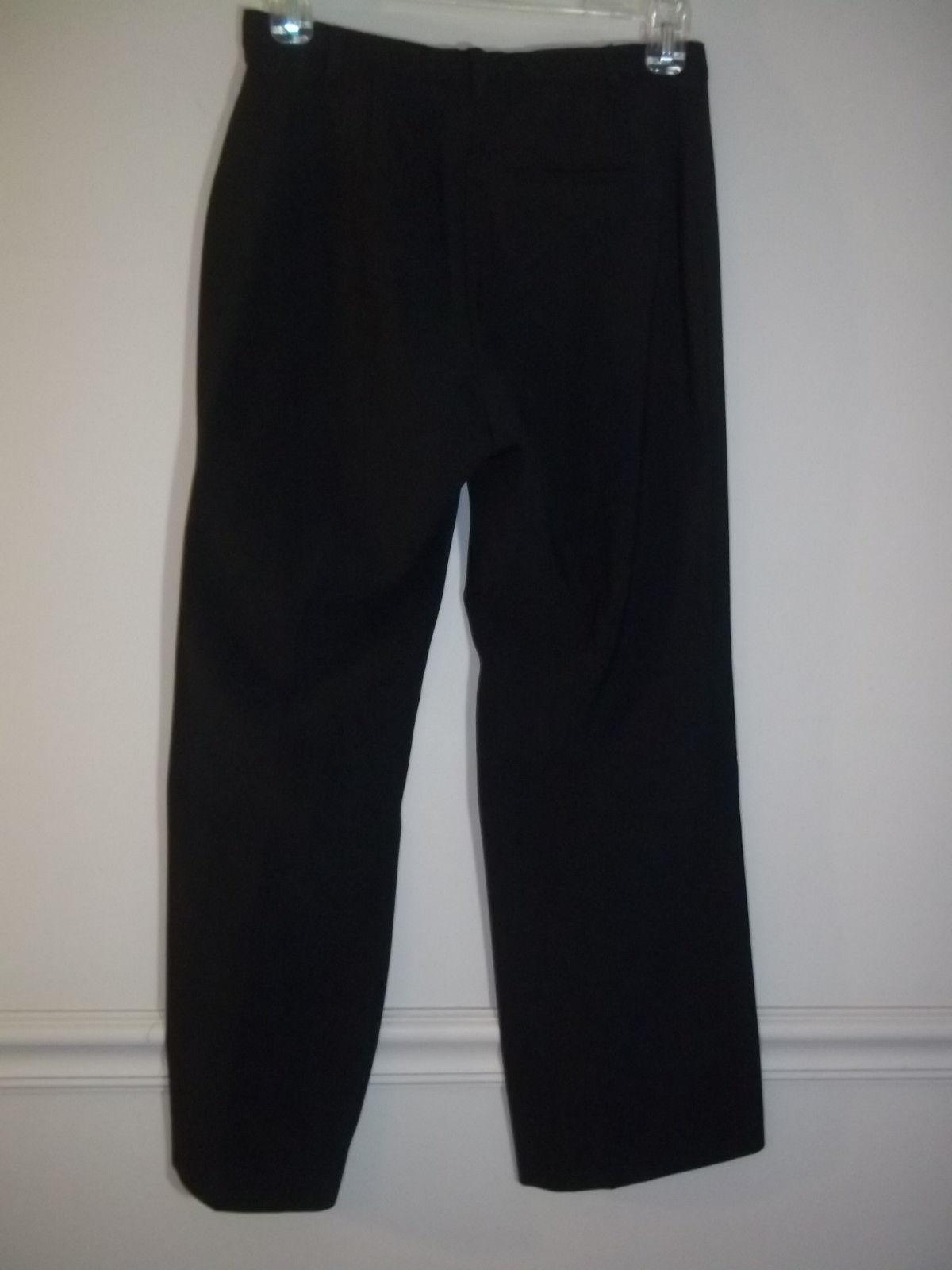 Gap Stretch Womens Black Career Dress Pants Size 2S