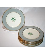 FLINTRIDGE CHINA - San Marino - Set of 8 Bread & Butter Plates   #1081 - $50.00