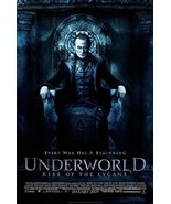 "Underworld 3 Rise of the Lycans - 27""X40"" Original Movie Poster One Shee... - $19.59"