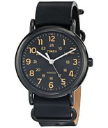 """Timex Unisex T2P4949J """"Weekender"""" Watch with Bl... - $46.95"""