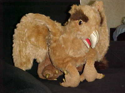 "20"" Mythological Story Griffin Puppet Plush Stuffed Toy By Folktails Folkmanis"