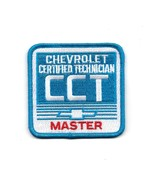 CCT - Chevrolet Certified Technician MASTER Patch - $6.99