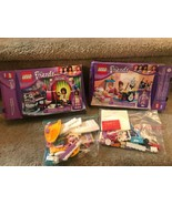 Lego Friends Collection 41028, 3937, 3939, 3932 Musical and Sea Pre-owned - $39.59