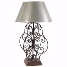 Intricately Designed Table Lamp - Benzara - $267.99
