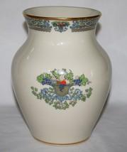 """Lenox, Gold Backstamp, Autumn 24kt Trim Large 8"""" Vase  -Tag Attached- - $84.00"""
