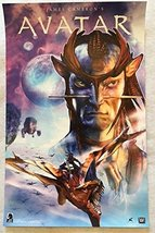 "AVATAR - 11""x17"" Original Promo Movie Poster NYCC Dark Horse James Cameron - $24.49"